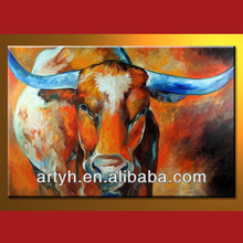 New arrival modern canvas art animal painting