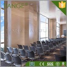 Professional internal design sound absorb wall panel