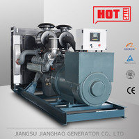 700kw 875kva diesel genset for sale from china manufacture with low price
