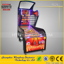 Coin Operated Arcade Basketball Game, Luxury Basketball Game For Sale
