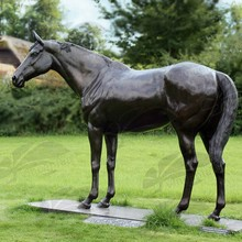 china suppliers bronze(brass) horse statue barcelona