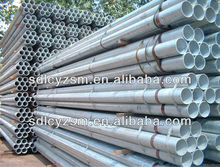 All Specifications of Galvanized Steel Pipe for Water or Fluid