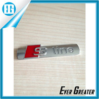 Custom CAR STICKER, lvw car badge emblems IN STOCK S line badge