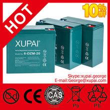 60 v 12ah électrique Scooter batterie de haute qualité