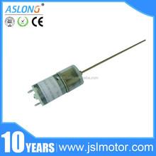 mini DIY JGA20-140 high quality 12v dc gear motor