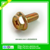 High standard and precise motorcycle screw