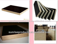 plywood manufacture supply best price construction film faced plywood