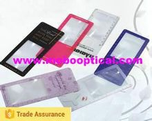 Bookmark magnifying glass pen from yiwu optical factory