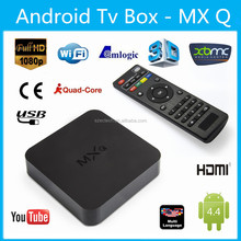 2015 perfect design cheapest full HD tv box android smart mxq tv box Supported XBMC,skype,email,MSN,Office