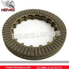 3.1mm Thickness motorcycle clutch disc/70CC motorcycle clutch disc