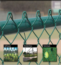 HOT sale chain link fence Security your property