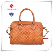2015 Elegant Style Genuine Leather Ladies Handbag Wholesale