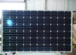 High efficiency price per watt monocrystalline solar panel with TUV CE IEC UL certificate