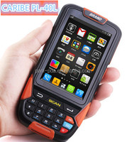 CARIBE PL-40L AO 064 Rugged Android 4.1 Smart Mobile Phone with laser barcode scanner