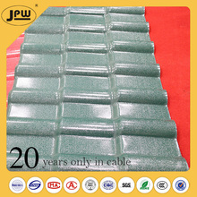 Best Quality fiber cement roof resin tile