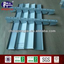 aluminum drop decorative ceiling beams