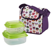 100% polyester full printed promotional insulated cooler lunch bag with shoulder strap