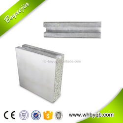 Anti-crack tongue and groove lightweight prefabricated wall panel
