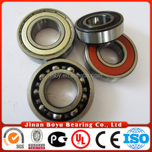 High precison and lower price deep groove ball bearings motorcycle bearings