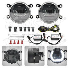 Vinstar hot selling Universal drl daytime running LED fog light