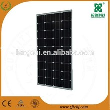 250w mono panel in China with full certificates