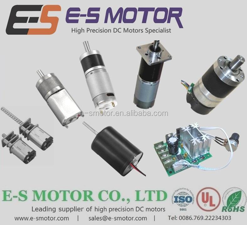 24mm 12v Brushless Dc Motor