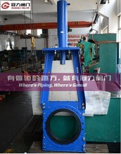 Hydraulic slurry Knife gate valve(DI)