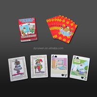 custom cheap paper poker