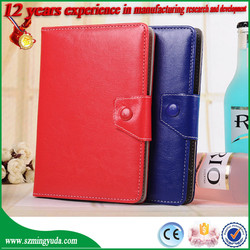 New Design Micro 7 inch General leather case , leather general cases for 7.0 inch tablet