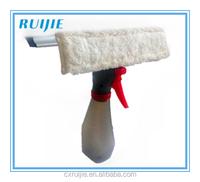 spray window squeegee wiper