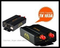 Coban GPS Tracker tk103a gps103a, with relay to cut off oil/power system tracking in google map