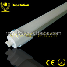 Cool white 6000K SMD2835 1200mm 18w led tube luminate,ce and rohs approved t8 led tube