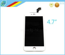 cheap cell phone lcd for iphone 6 from china, warehouses spare parts lcd for iphone 6