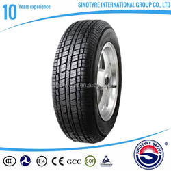 tire from china new radial passenger car tyre with certificate dot