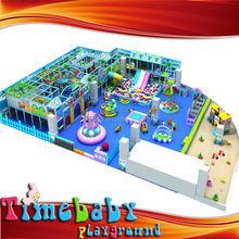 Wooden playground equipment Kids Playhouse Children Play House of manufacturer