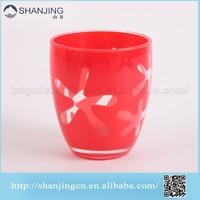 420ml FDA unbreakable hard pp plastic cup tea cups