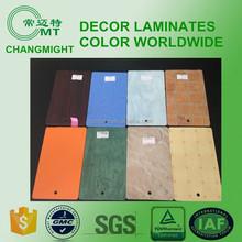 Hpl countertop/formica sheet for kitchen/HPL/DECORATIVE HIGH-PRESSURE LAMINATE