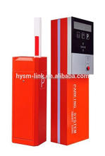 Barcode Ticket Central Payment Car Parking System.Parking Lot Automatic Payment Ticket Dispenser Car Parking System