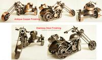 tinplate scale motorcycle model,metal 500cc motorcyles models M19