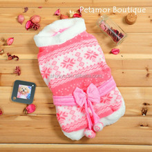 Christmas Dog Clothes Festival Pet Clothing for Christmas Pet Clothes Vestidos de Navidad para Perro