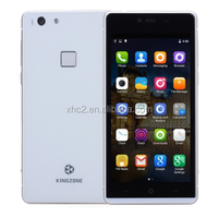 Cheap KINGZONE K2 5.0 inch smartphone Android OS 5.1 mobile phone wholesale RMB 3GB quad core 4G mobile phone