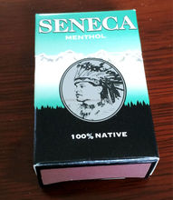 Tobacco matches boxes