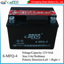 two wheeler battery with lead acid for motorcycle/ electric scooter on big sale