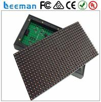 Free shipping leeman P10 led module p10 rgb outdoor led advertisement screen PH10mm RGB full color 320mm*160mm led display