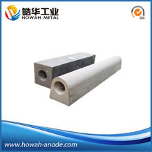 D type cathodic protection sacrificial magnesium anodes