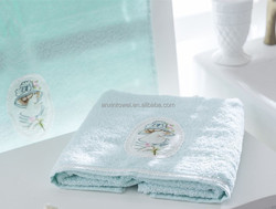 EAswet 100%polyester towl jacquard knitted fabric