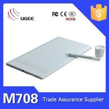 Good performance graphics digital pen tablet Ugee M708