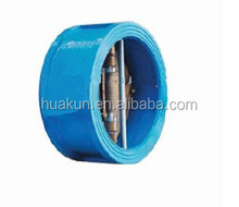ANSI CLASS 150 Wafer Check Valve Dual Plate Two Doors Check Valve
