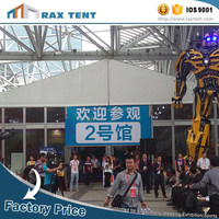 Hot selling scrolling marquee tent