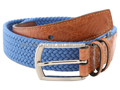 These tough, sporty fabric belts should be a part of every man's wardrobe! Webbed belts are colorful, adjustable and flexible, which is why they're so popular. You can find a full line of men's web belts and canvas belts by several national designers at The Belt Shoppe.